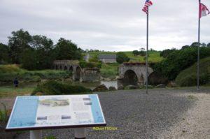 Site de l'ancien pont de La Roque
