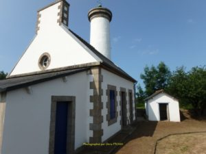 Jardin du phare de Ker-Prigent