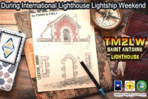 Saint Antoine Lighthouse TM2LW