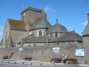 Eglise Saint Nicolas de Barfleur
